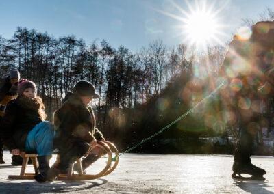 Eislauffreuden | © Michael Reichel