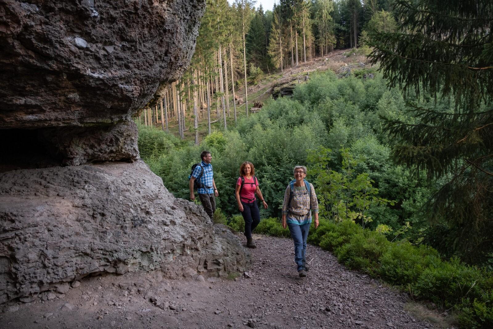 Wanderung Am Hülloch bei Tambach-Dietharz | Foto: Lisa Kristin Schrötter