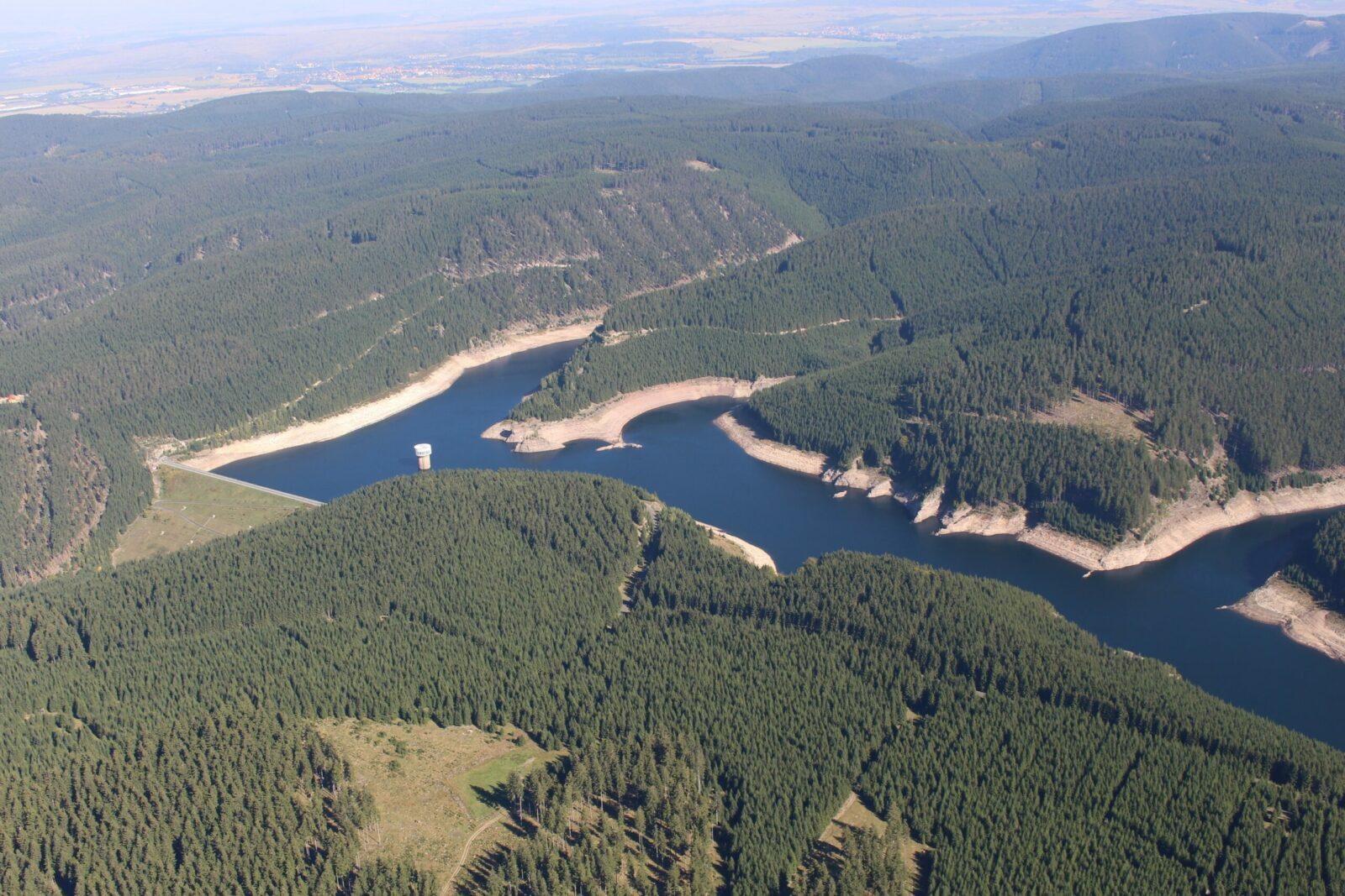 Schmalwassertalsperre Tambach-Dietharz | Foto: Ronald Bellstedt