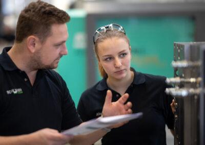 Ausbildung bei Schülken Form GmbH in Waltershausen | © Michael Reichel
