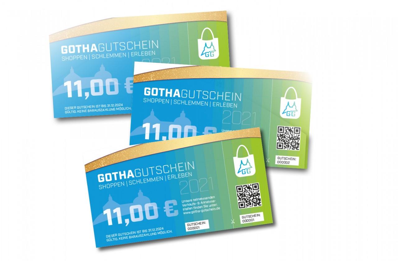 Gotha Gutschein 2021
