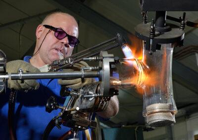 Glasapparatebauer in Ilmenau   © PFAUDLER NORMAG SYSTEMS GmbH