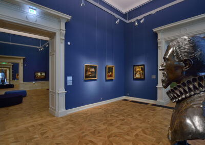 Gemäldegalerie im Herzoglichen Museum Gotha | © Bildeigner: Stiftung Schloss Friedenstein/Lutz Ebhardt