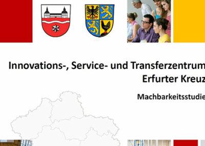 Innovations-, Service- und Transferzentrum Erfurter Kreuz