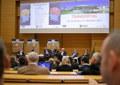 Transfertag und Wirtschaft trifft Wissenschaft
