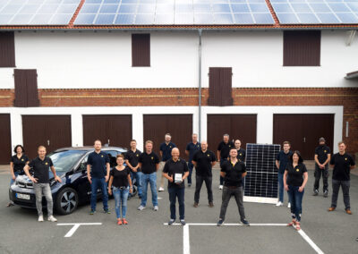 Beim Klimaschutz vorneweg: maxx solar & energie GmbH & Co. KG in Waltershausen   © maxx solar