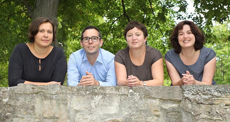 Team Regionalmanagement | Foto: Uta Tittelbach-Helmrich