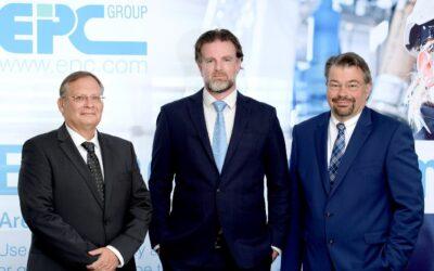 Erweiterung der Geschäftsleitung der EPC Engineering & Technologies GmbH