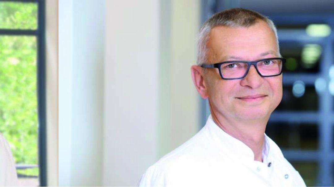 Auszeichnung für Ärzte der Fachklinik für Orthopädie am Marienstift Arnstadt