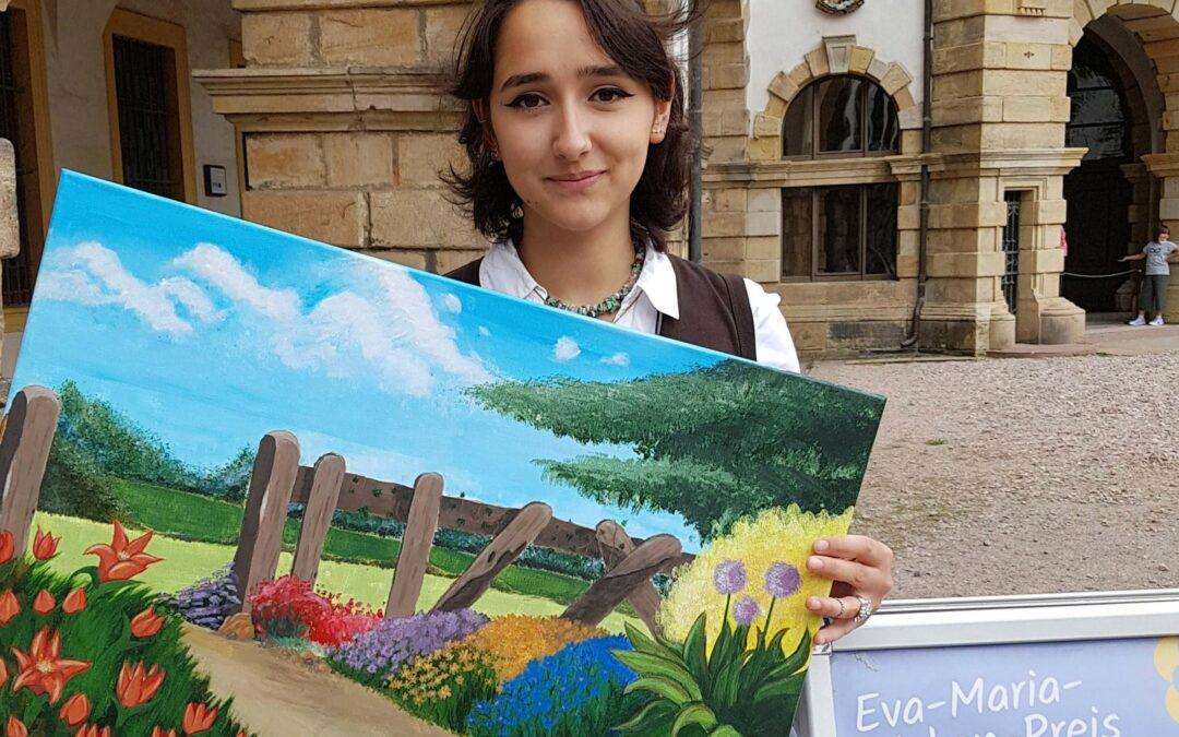 243 Stimmen für Iman: Eva-Maria-Dicken-Publikumspreis verliehen
