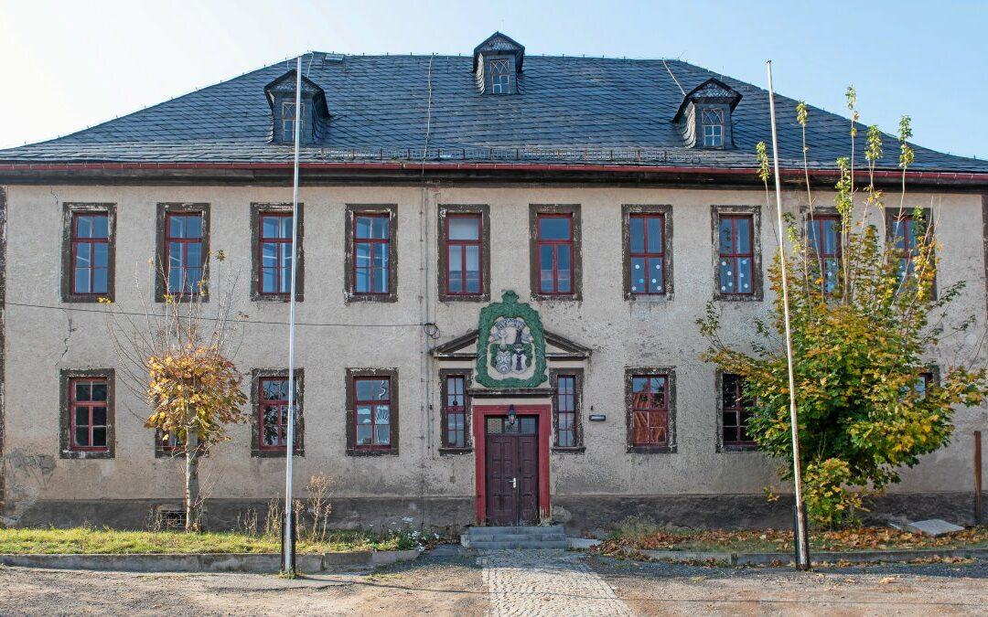 Mit 470.000 Euro Fördermitteln verwandelt sich altes Schloss in Kindergarten