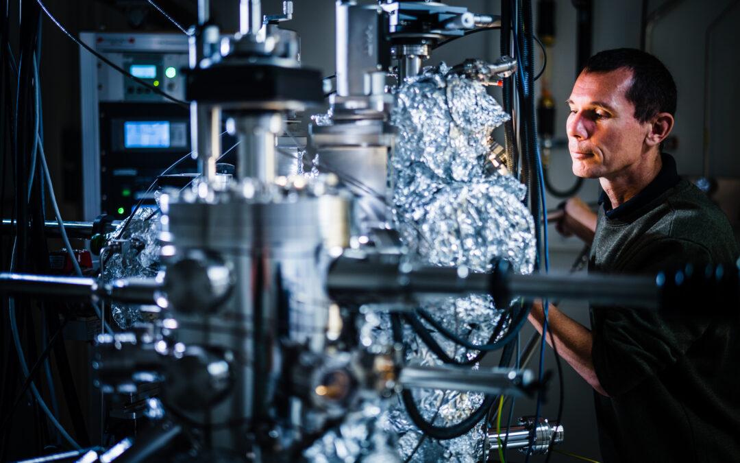 Neues Kryo-Labor an der TU Ilmenau zur Erforschung bioinspirierter Elektronik
