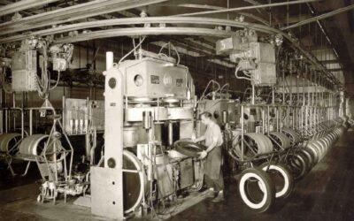 Von Hufpuffern zu Hochleistungsrechnern: 150 Jahre Continental – 150 Jahre Transformation